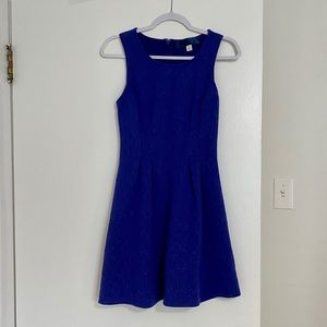 Royal Navy Blue Women's Dress